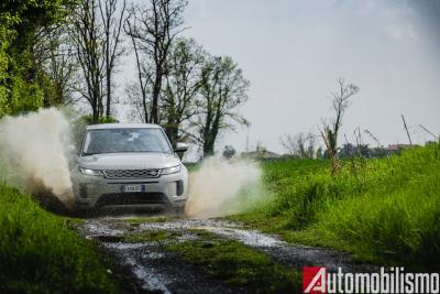 Range Rover Evoque: la nostra prova