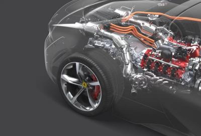 Ferrari SF90 Stradale: cosa si nasconde sotto pelle?