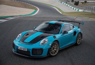 Porsche: in futuro solo motore termico per le GT