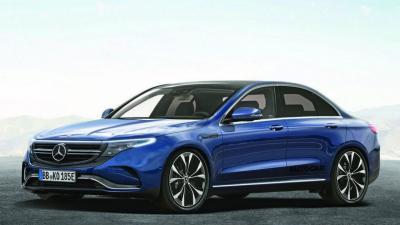 Mercedes: nel 2022 arriva la EQE