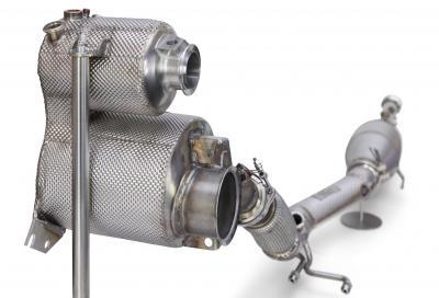 Emissioni: nuovo calo del diesel ma nuovo aumento della CO2