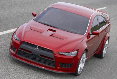 Mitsubishi Lancer Evolution XI: potrebbe diventare realtà!