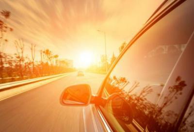 Autostrade tedesche: il troppo caldo abbassa i limiti di velocità