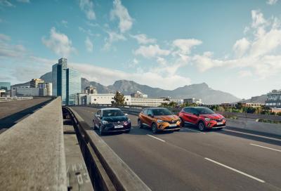 Renault Captur si rinnova da cima a fondo