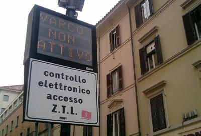 Roma ZTL A1: divieto esteso anche a moto e scooter