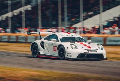 Porsche 911 RSR GTE 2019: 515 CV pronti per il WEC