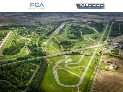 FCA What's behind Ep.3: questa volta si vola al centro prove di Balocco