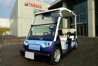 Yamaha inizia lo sviluppo di sistemi di guida autonoma