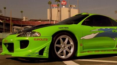 Un video svela come è stata fatta la Mitsubishi Eclipse di Paul Walker
