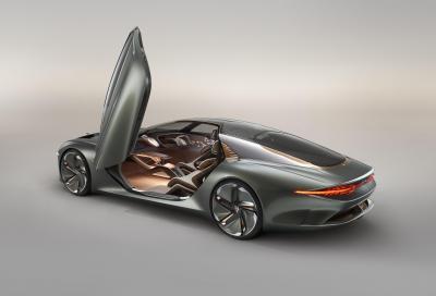 Bentley EXP 100 GT: lusso elettrizzante