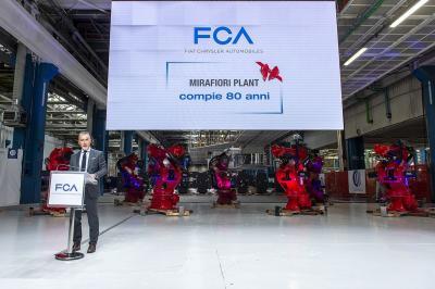 Nasce a Mirafiori la Fiat 500 elettrica