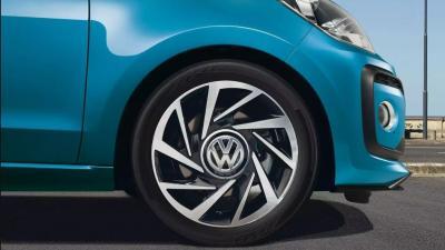 Volkswagen: benvenuto coprimozzo autolivellante