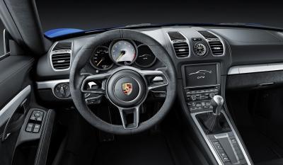 Porsche: il cambio manuale non si tocca