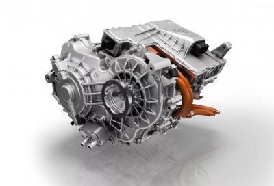 ZF: nuovo cambio a due velocità per auto elettriche