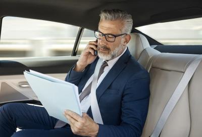 Cinture di sicurezza: a pagare è sempre il conducente