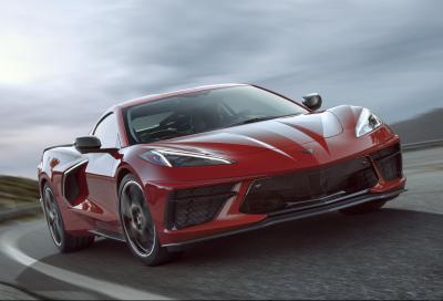 Corvette C8: rivoluzione americana