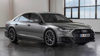 Audi A8: benvenute sospensioni predittive