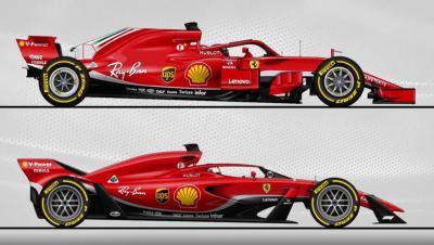 Formula 1: come saranno le monoposto nel 2021?