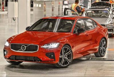Volvo, richiamate oltre 500.000 vetture