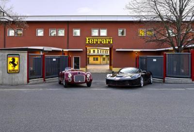 Ferrari a caccia di cervelli in fuga