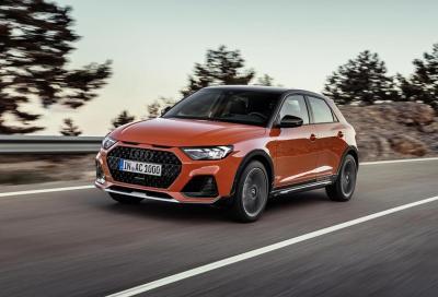 Audi A1 Citycarver: piccola all-terrain
