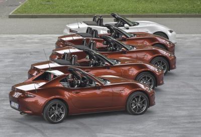 Mazda garantisce il suo usato con Best Selection