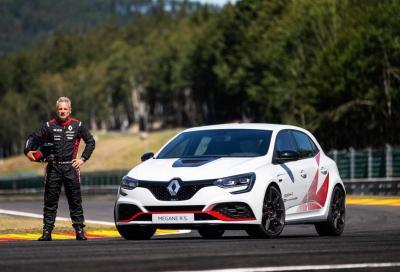 Renault Mégane R.S. Trophy R: espugnato anche Spa-Francorchamps