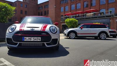 Mini Clubman JCW: pocket-rocket in versione XL