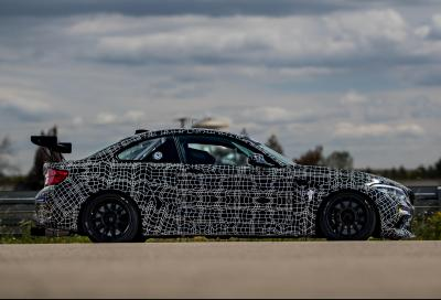 "BMW: in arrivo la M2 ""entry level"" per le corse"
