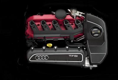 Audi: il 5 cilindri durerà ancora a lungo