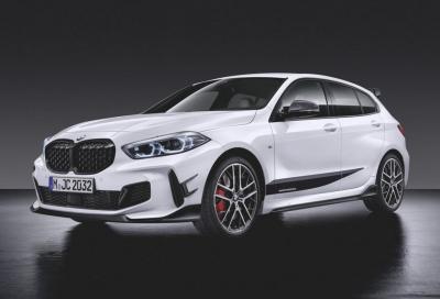 Nuova BMW Serie 1: prezzi e allestimenti