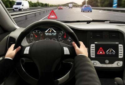 Bosch wrong-way driver warning: niente più guida in contromano
