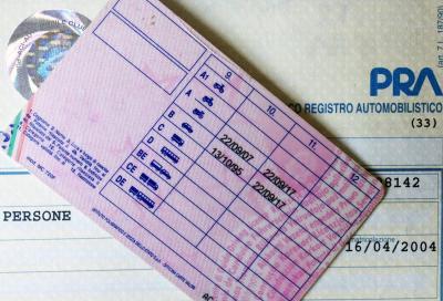 Patente di guida: approvata l'estensione del foglio rosa