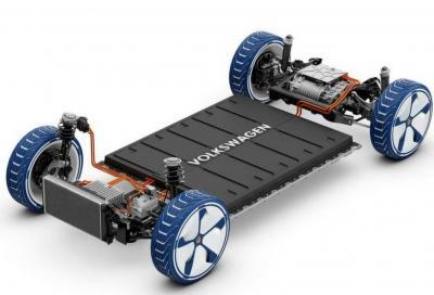 Auto elettriche: caricare al 100% le batterie non fa bene