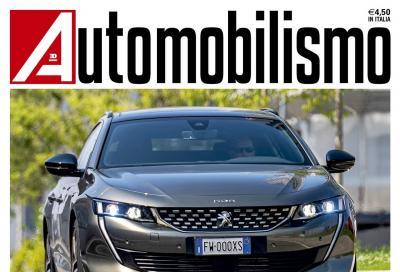 Automobilismo di settembre 2019 è in edicola ricco di succose novità