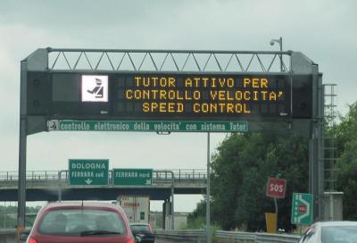 Tutor autostrade: riattivati in tempo per il controesodo