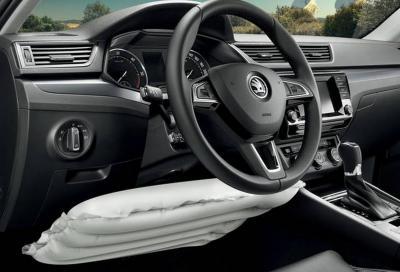 Airbag per le ginocchia: sono davvero così efficaci?