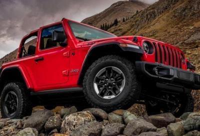 Jeep Wrangler: niente più vibrazioni al volante