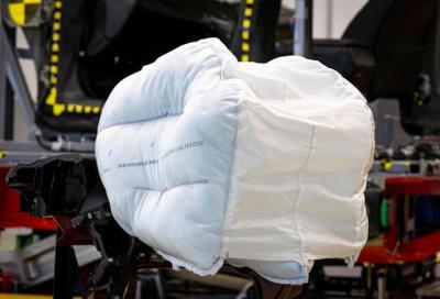 Honda: benvenuto nuovo airbag per il passeggero