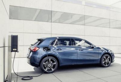 Mercedes Classe A e B: benvenuto ibrido plug-in