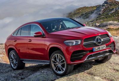 Mercedes GLE Coupé: salto generazionale