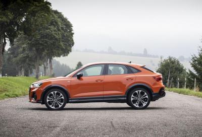 Nuova Audi Q3 Sportback: quando lo stile conta