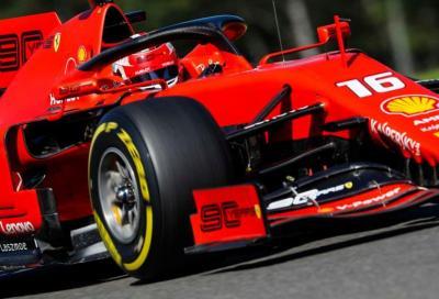 F1, Leclerc vince a Spa-Francorchamps nel nome di Hubert