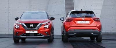 Nissan Juke si rinnova per la seconda generazione