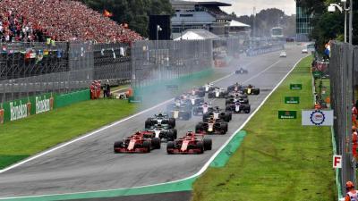 Monza ospiterà la Formula 1 fino al 2024