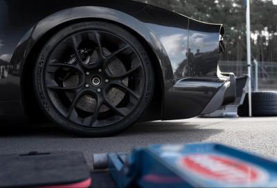 Michelin, Bugatti e 5.300 G di forza per stabilire il nuovo record