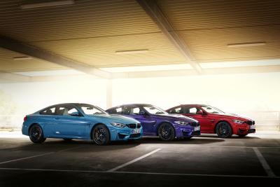 BMW M4 si colora di storia con la Heritage Edition