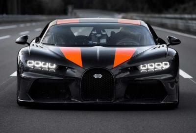 Bugatti Chiron, record di velocità (490 km/h): come è stato ottenuto?