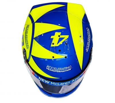 F1: Lando Norris a Monza omaggia Valentino Rossi