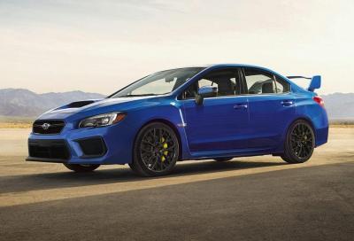 Subaru Wrx Sti: presto un nuovo e più potente motore?